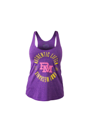 Authentic Lifter Plate Print Ladies Tank- Small