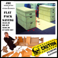 JME - FLAT PACK - CF Lite Jerk Block Set